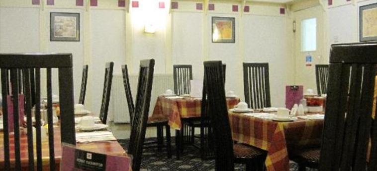 Hotel Rennie Mackintosh Art School: Hall GLASGOW