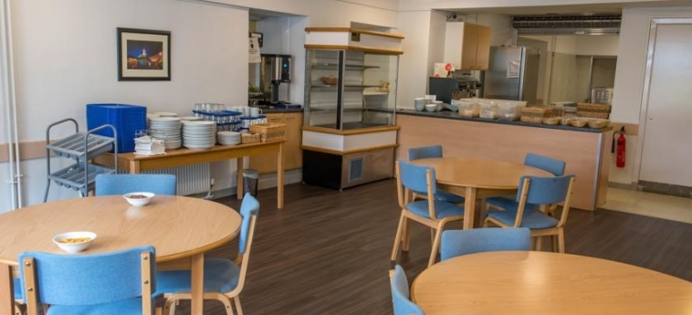 Glasgow Youth Hostel: Breakfast Room GLASGOW
