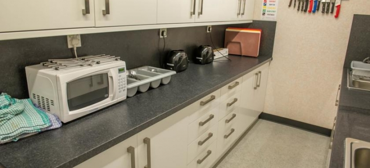 Glasgow Youth Hostel: Kitchen GLASGOW