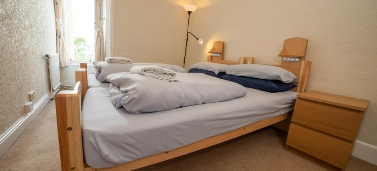 Glasgow Youth Hostel: Room - Double GLASGOW