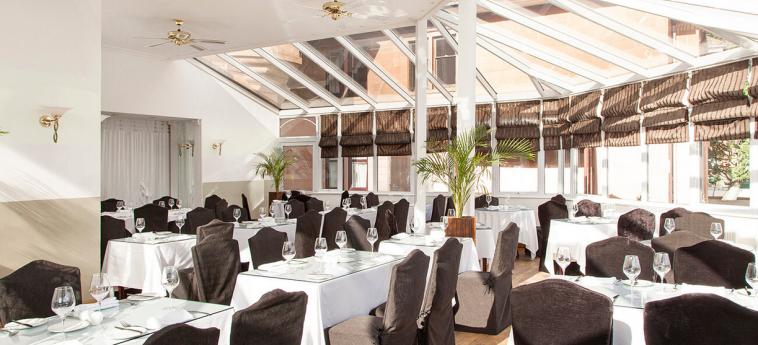 Bothwell Bridge Hotel: Restaurant GLASGOW