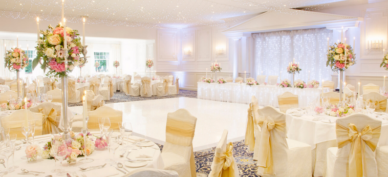 Bothwell Bridge Hotel: Salle de Banquet GLASGOW