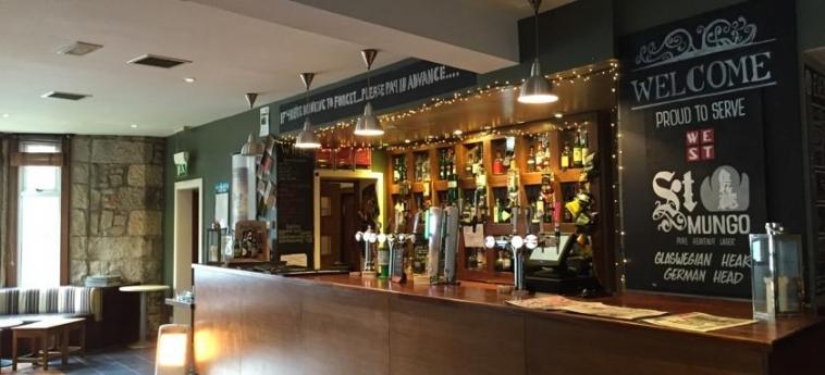 Hotel The Ivory: Bar GLASGOW