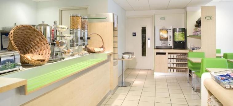 Hotel Ibis Budget Glasgow: Sala Colazione GLASGOW