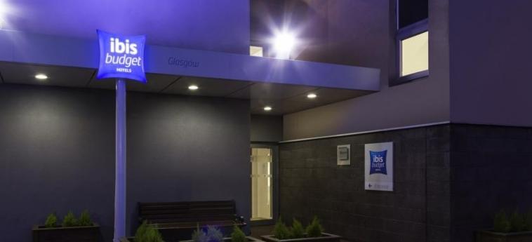 Hotel Ibis Budget Glasgow: Außen GLASGOW