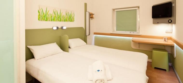 Hotel Ibis Budget Glasgow: Doppelzimmer - Twin GLASGOW