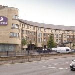 Hotel Premier Inn Glasgow City Centre South
