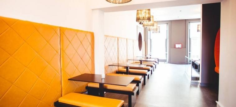 Hotel Saint Jude's: Hall GLASGOW