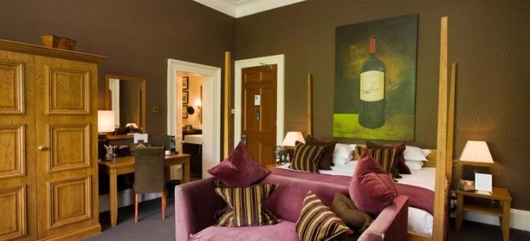 Hotel Du Vin At One Devonshire Gardens: Room - Classic GLASGOW