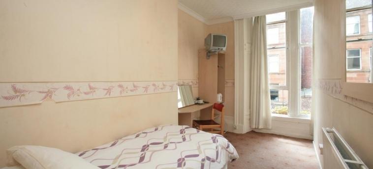 Mclays Guest House: Habitación Singula GLASGOW