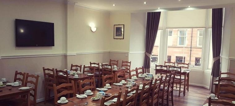 Mclays Guest House: Sala de Desayuno GLASGOW