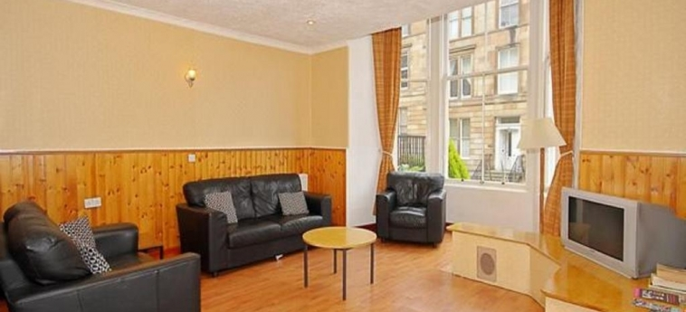 Mclays Guest House: Sala Relax GLASGOW