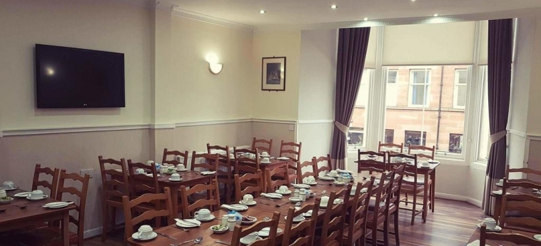Mclays Guest House: Breakfast Room GLASGOW