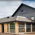 Hotel Travelodge Glasgow Airport