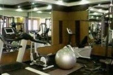 Hotel Riviera De Goa: Salle de Gym GOA