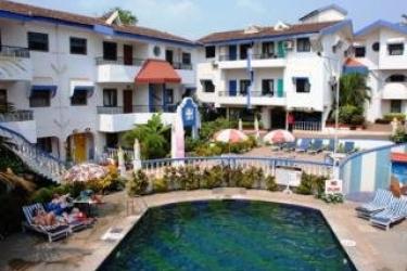 Hotel Alegria - The Goan Village: Extérieur GOA