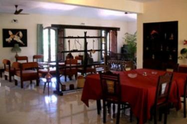 Casa Aleixo: Restaurante GOA