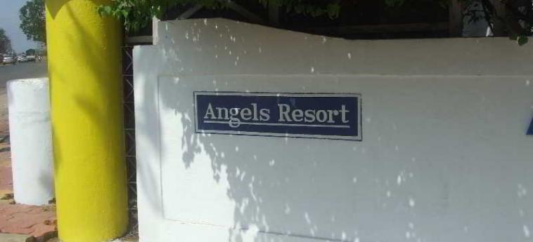 Hotel Angels Resort: Esterno GOA