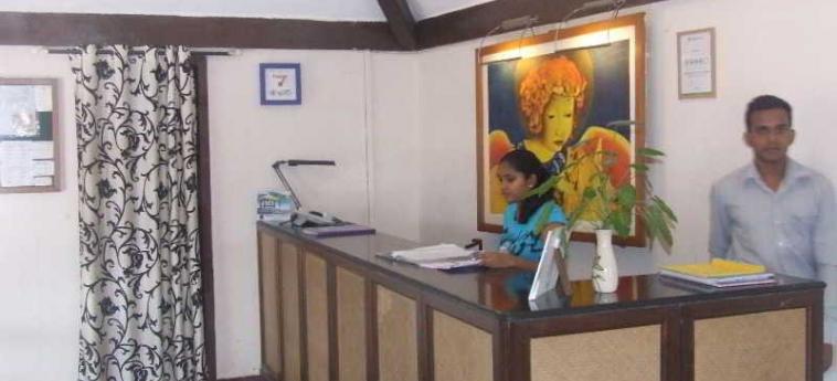 Hotel Angels Resort: Lobby GOA