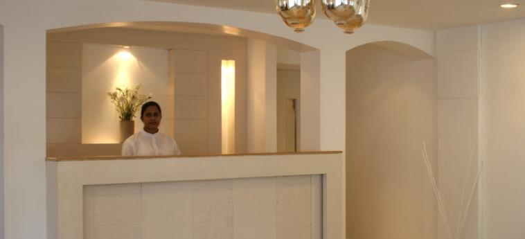 Hotel Soul Vacation Resort: Lobby GOA
