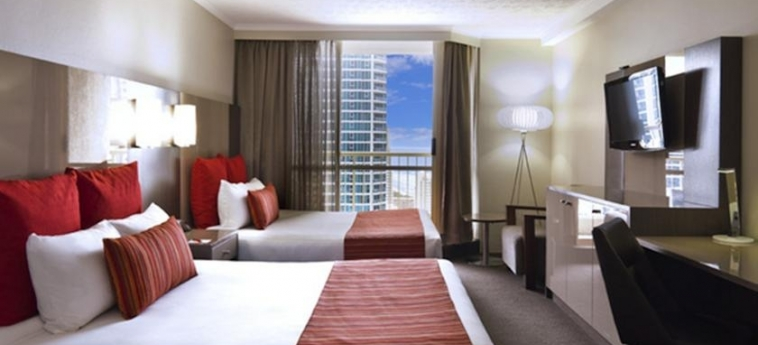 Hotel Novotel Surfers Paradise: Camera Matrimoniale/Doppia GOLD COAST - QUEENSLAND