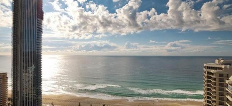 Hotel Novotel Surfers Paradise: Panorama GOLD COAST - QUEENSLAND