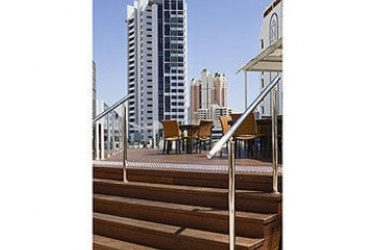 Hotel Sofitel Gold Coast Broadbeach: Lounge Bar GOLD COAST - QUEENSLAND