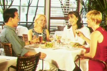 Hotel Sofitel Gold Coast Broadbeach: Ristorante GOLD COAST - QUEENSLAND