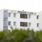PREMIÈRE CLASSE PARIS NORD - GONESSE - PARC DES EXPOSITIONS 2 Estrellas