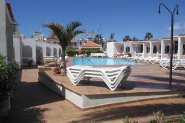 Hotel Bungalows Todoque: Swimming Pool GRAN CANARIA - CANARIAS