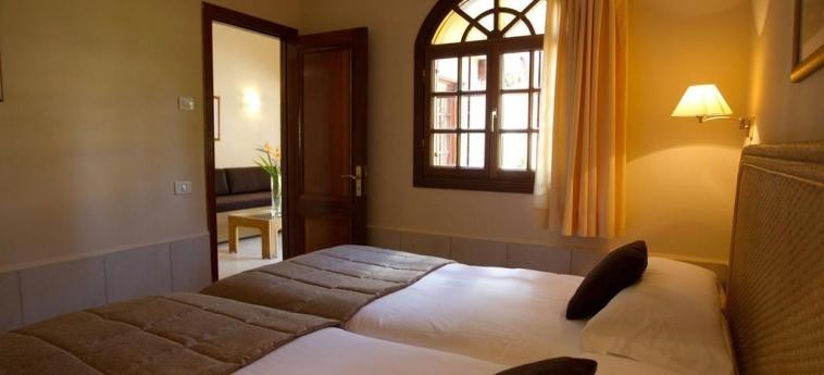 Hotel Suites & Villas By Dunas: Bedroom GRAN CANARIA - CANARY ISLANDS