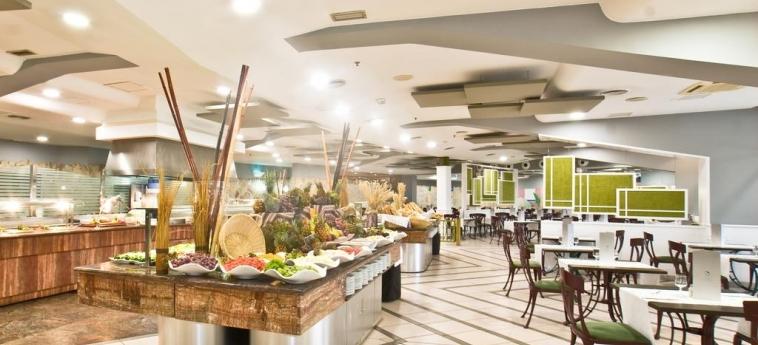 Hotel Suites & Villas By Dunas: Restaurant GRAN CANARIA - CANARY ISLANDS