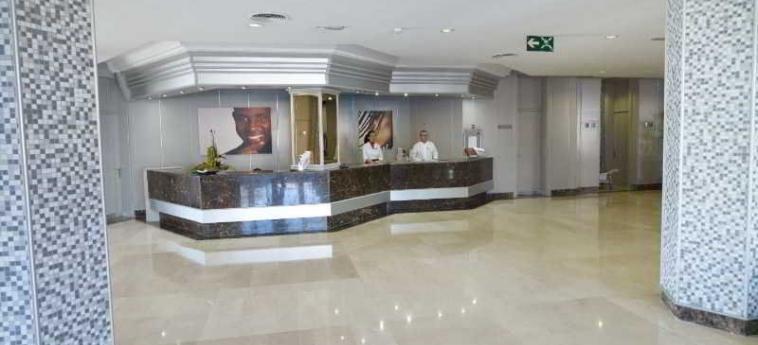 Hotel Riu Don Miguel: Lobby GRAN CANARIA - CANARY ISLANDS