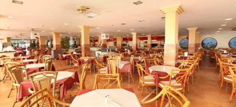 Hotel Ifa Interclub Atlantic : Restaurant GRAN CANARIA - CANARY ISLANDS