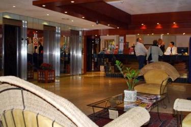Hotel Concorde: Lobby GRAN CANARIA - ILES CANARIES