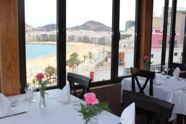 Hotel Concorde: Restaurant GRAN CANARIA - ILES CANARIES