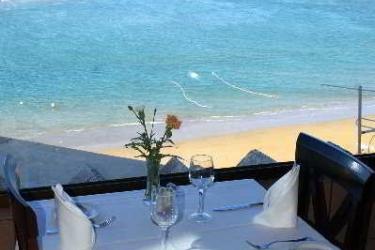 Hotel Concorde: Terrasse GRAN CANARIA - ILES CANARIES
