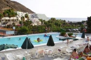 Hotel Aquacanis: Swimming Pool GRAN CANARIA - ILES CANARIES