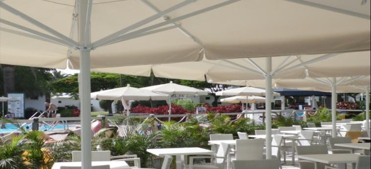 Hotel Canary Garden Club: Patio GRAN CANARIA - ILES CANARIES