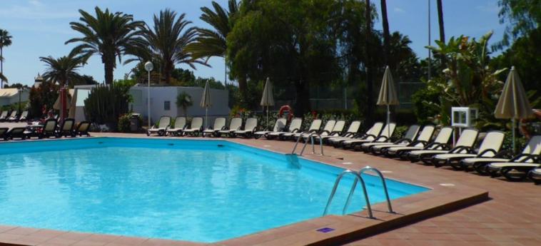 Hotel Canary Garden Club: Piscine chauffée GRAN CANARIA - ILES CANARIES