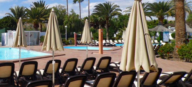 Hotel Canary Garden Club: Solarium GRAN CANARIA - ILES CANARIES