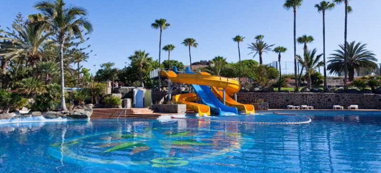Hotel Ifa Interclub Atlantic : Plage GRAN CANARIA - ILES CANARIES