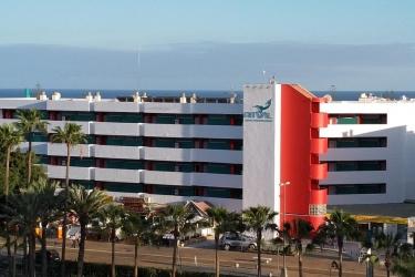 Hotel Walkirias: Exterieur GRAN CANARIA - ILES CANARIES