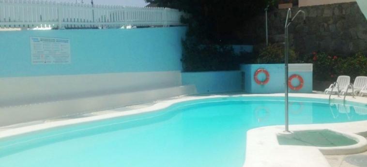 Hotel Apartamentos Corona Cedral: Centro Affari GRAN CANARIA - ISOLE CANARIE