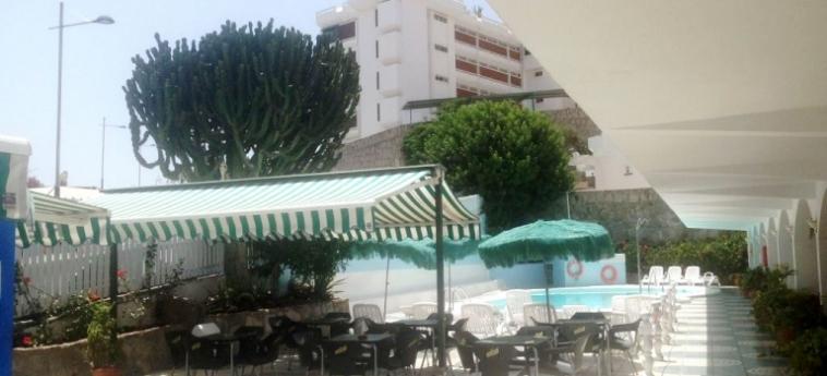 Hotel Apartamentos Corona Cedral: Hall GRAN CANARIA - ISOLE CANARIE