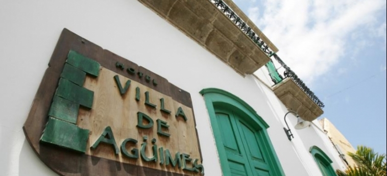 Hotel Rural Villa Agüimes: Entrata GRAN CANARIA - ISOLE CANARIE