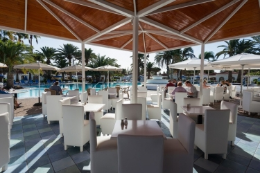 Suite Hotel Jardin Dorado: Terrazza GRAN CANARIA - ISOLE CANARIE