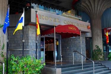 Hotel Concorde: Außen GRAN CANARIA - KANARISCHE INSELN