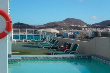 Hotel Concorde: Swimming Pool GRAN CANARIA - KANARISCHE INSELN
