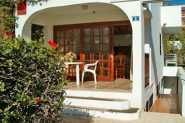 Apartments Tivoli: Terrasse GRAN CANARIA - KANARISCHE INSELN